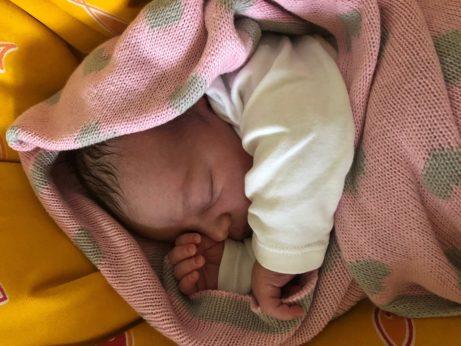 Baby Neugeboren
